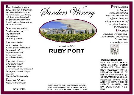 Ruby Port