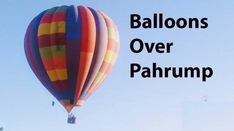 Balloons Over Pahrump